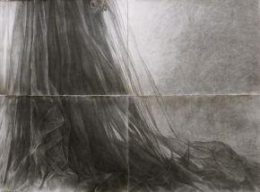 Bride l (detail) by Anne Spudvilas