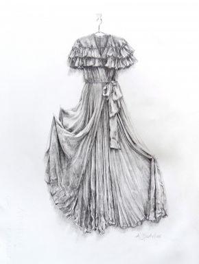 Trousseau ll by Anne Spudvilas