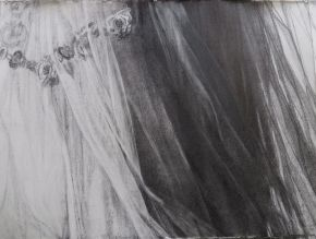 Bride ll (detail) by Anne Spudvilas
