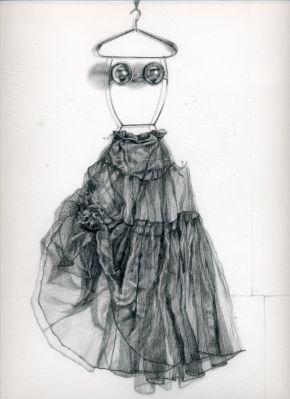 Dressed by Anne Spudvilas