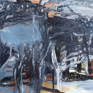 study for mangroves by Ana Young