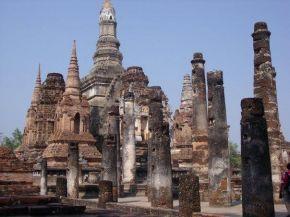 Sukithai Monuments