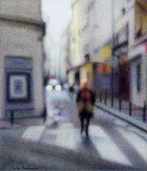 Urbane Saint Germain by Julie Podstolski