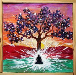 Under the Bodhi tree III