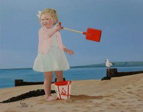 KS584 Me at the Beach