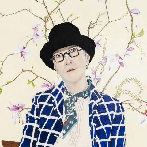 Artist Lynn Savery