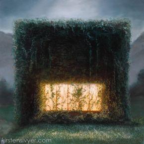 Kirsten Sivyer Oil Painting-9
