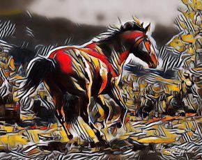 Unbridled horse joy the final captives set free