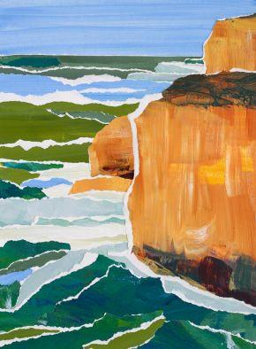 Kathy Fahey_Coastal Series 5_2020