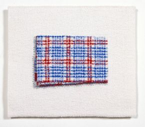 Lawrence Blue Red Check 2009