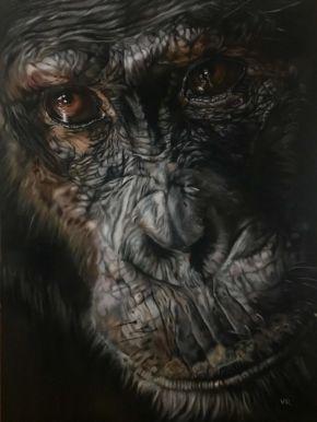Valentina Andrees-Lovingly-Oil on Canvas-120x160cm-2019-USD7800