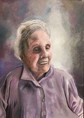 Leslie Final Painting