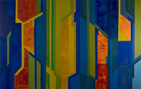 Latitudes serie abstractos5