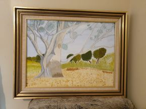 Oil Paintings, Home I — Oil Paintings, Diane Markey's Online Gallery