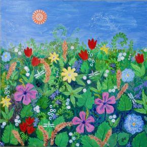 A midsummer daydream