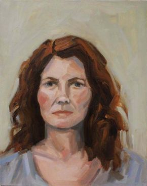 Self Portrait 2015, Shelley Hall
