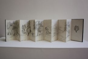 Artists Book, Shelley Hall