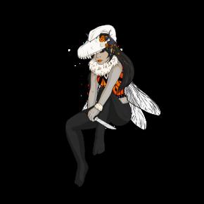 Butterfly Tiefling