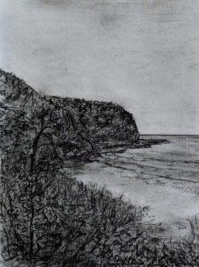 Little Beach Headland (Bouddi) by Ted Dwyer