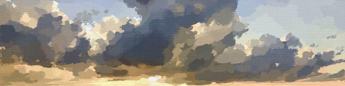 Abstract Landscape Nine