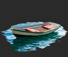 Boat Study Seven