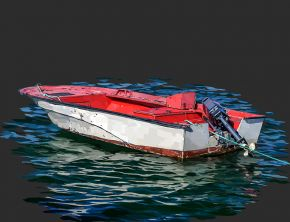 Boat Study Four