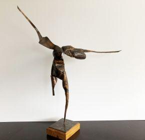 Flying Figure 1 1985