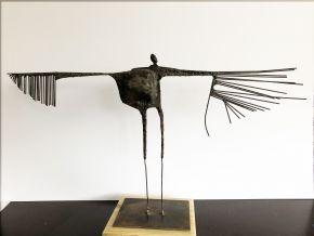 Flying Figure 6 1985