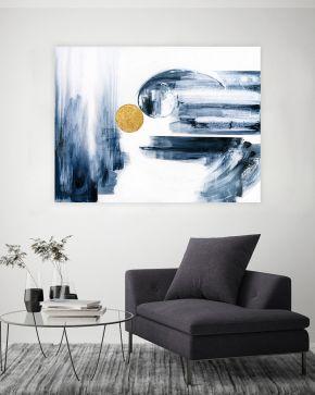Returning Full Circle-Modern Abstract Art-Larissa Nguyen -Insitu 2