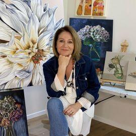 Artist Wendy Peters