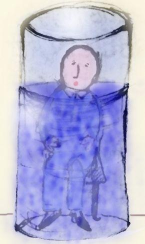 the underwaterman 2008 by Ann Shenfield