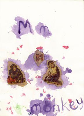 An alphabet - m 2006 by Ann Shenfield
