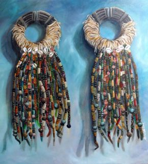 Slave Bracelet by Claire Spring