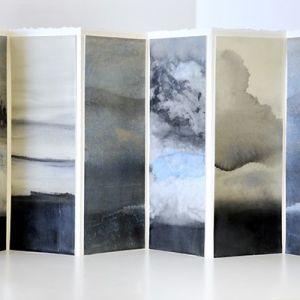 Artist Book – Sky Studies