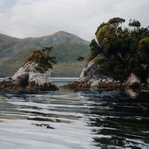 Celery Top Islands - Bathurst Harbour II