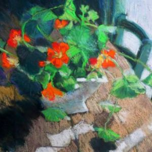 Flowers Still Life by Ingrid Heward