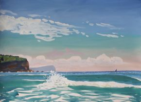 Northern Beaches 4 2018 by Mark Dober