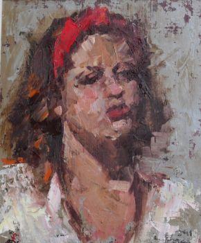 Senorita by Melanie Bardolia