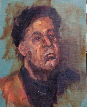 The Artist by Melanie Bardolia