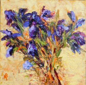 Fully Bloomed by Melanie Bardolia