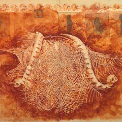 lyre lyre, dawn survey by Martin King