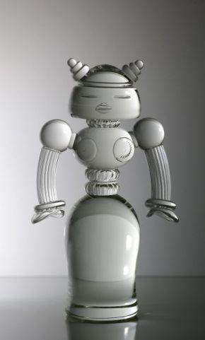 Hildegard von Robot by