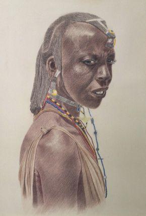 Masai by Jill Bryant