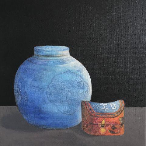 Ross Fairhurst painting