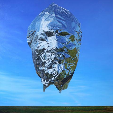 Anthropocentrism No.2 (self-portrait) by Joshua Cocking