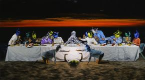 The Last Supper by Joshua Cocking