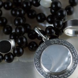 Mourning jewellery see stories by Marion Marshall Studios