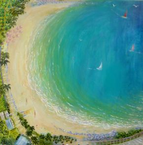 Main Beach by Julia Carter
