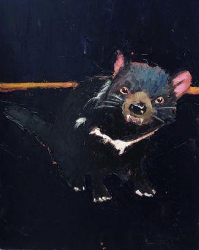 'Tasmanian Devil' by Laura Courtney