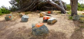 Sculpture Encounters: Granite Island SA